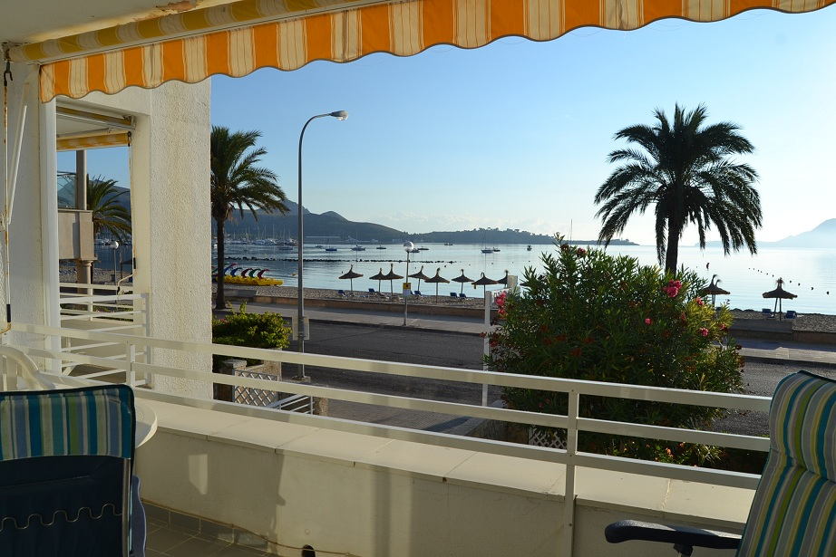sea view, parasol property rentals. Jan dexter apartment