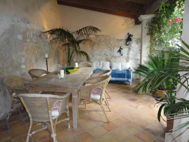winter rental, house, campanet, terrace
