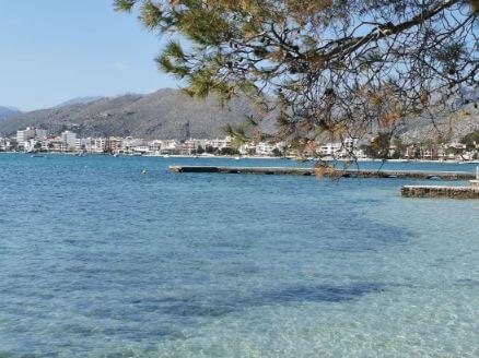 holiday in Puerto Pollensa Mallorca