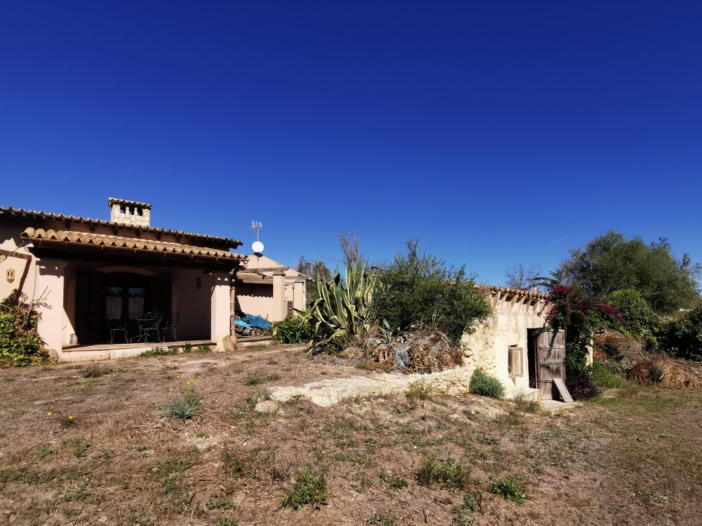 rural house for sale in Binissalem Mallorca
