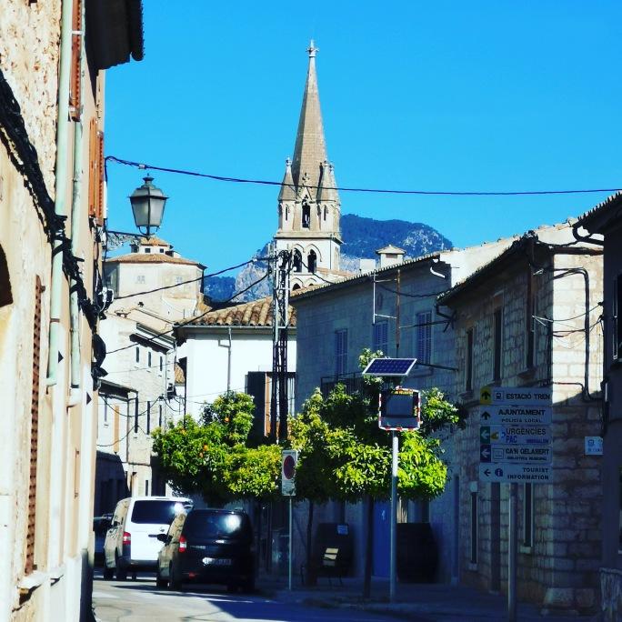 property in Binissalem Mallorca