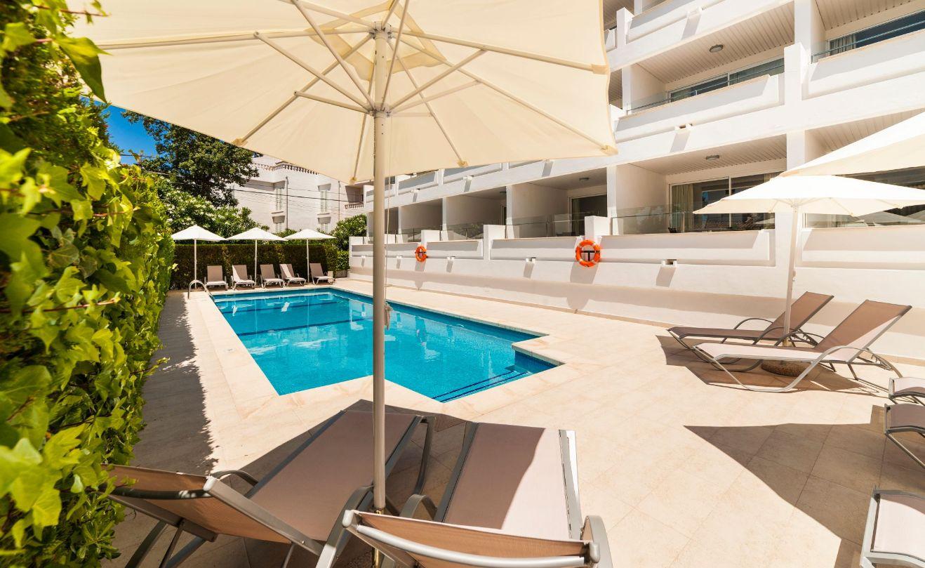 holiday apartments Pinewalk Puerto Pollensa Mallorca