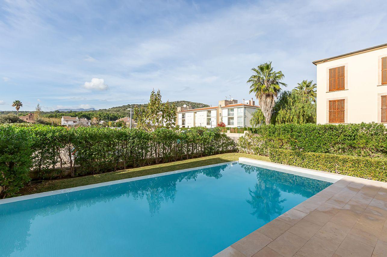 modern holiday apartment Puerto Pollensa Mallorca