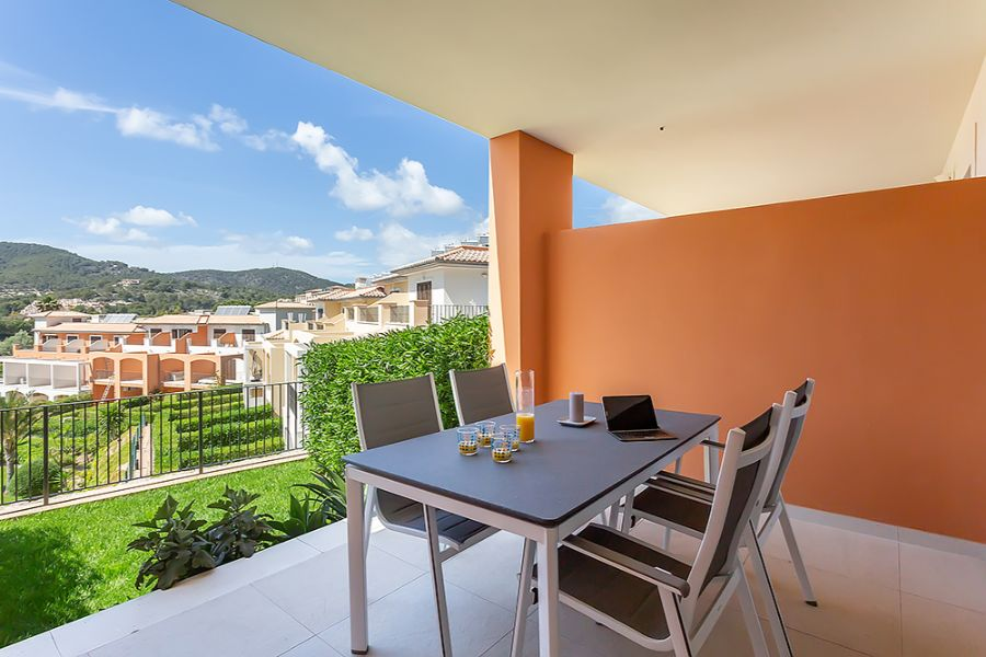 townhouse on golf course Camp de Mar Mallorca