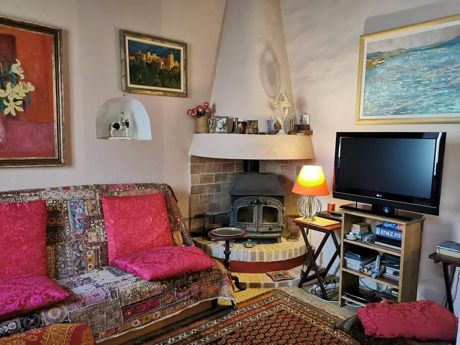 Quirky townhouse with character for sale Campanet Mallorca