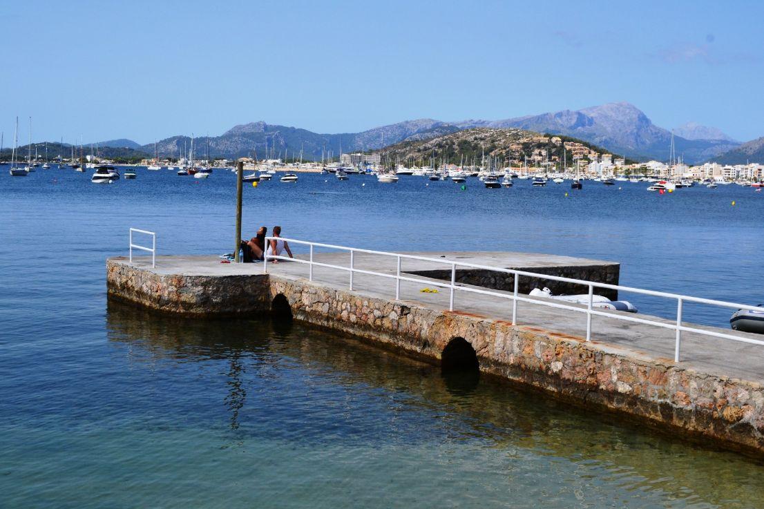 Property in Puerto Pollensa Mallorca