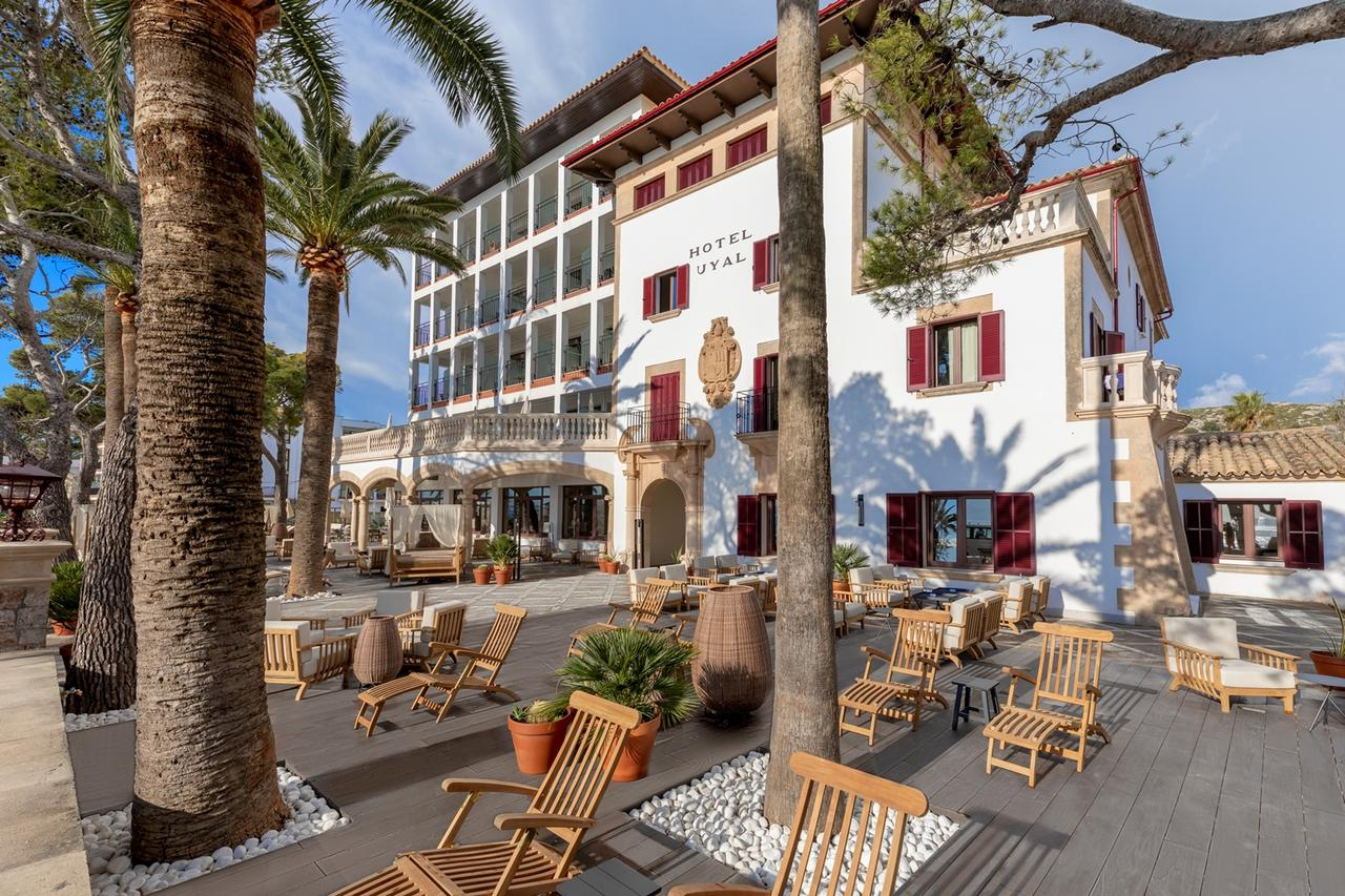 family hotel with pool puerto pollensa