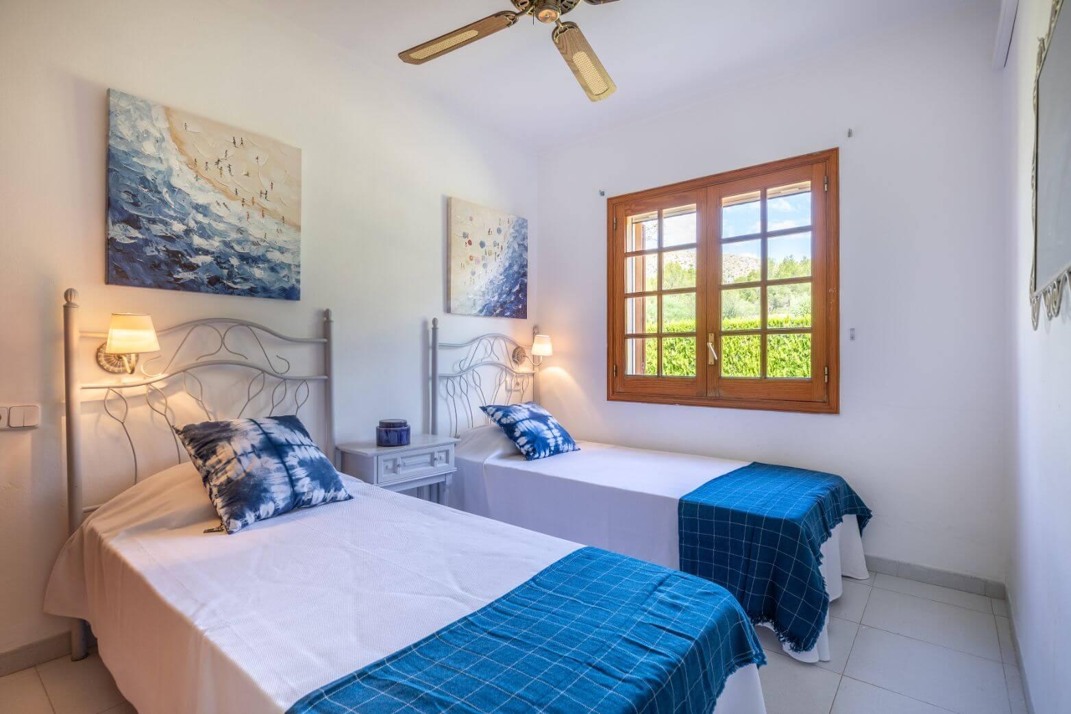 5 bedroom villa rental puerto pollensa