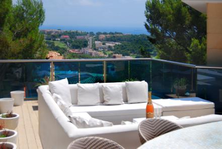 luxury holiday villa in sw mallorca
