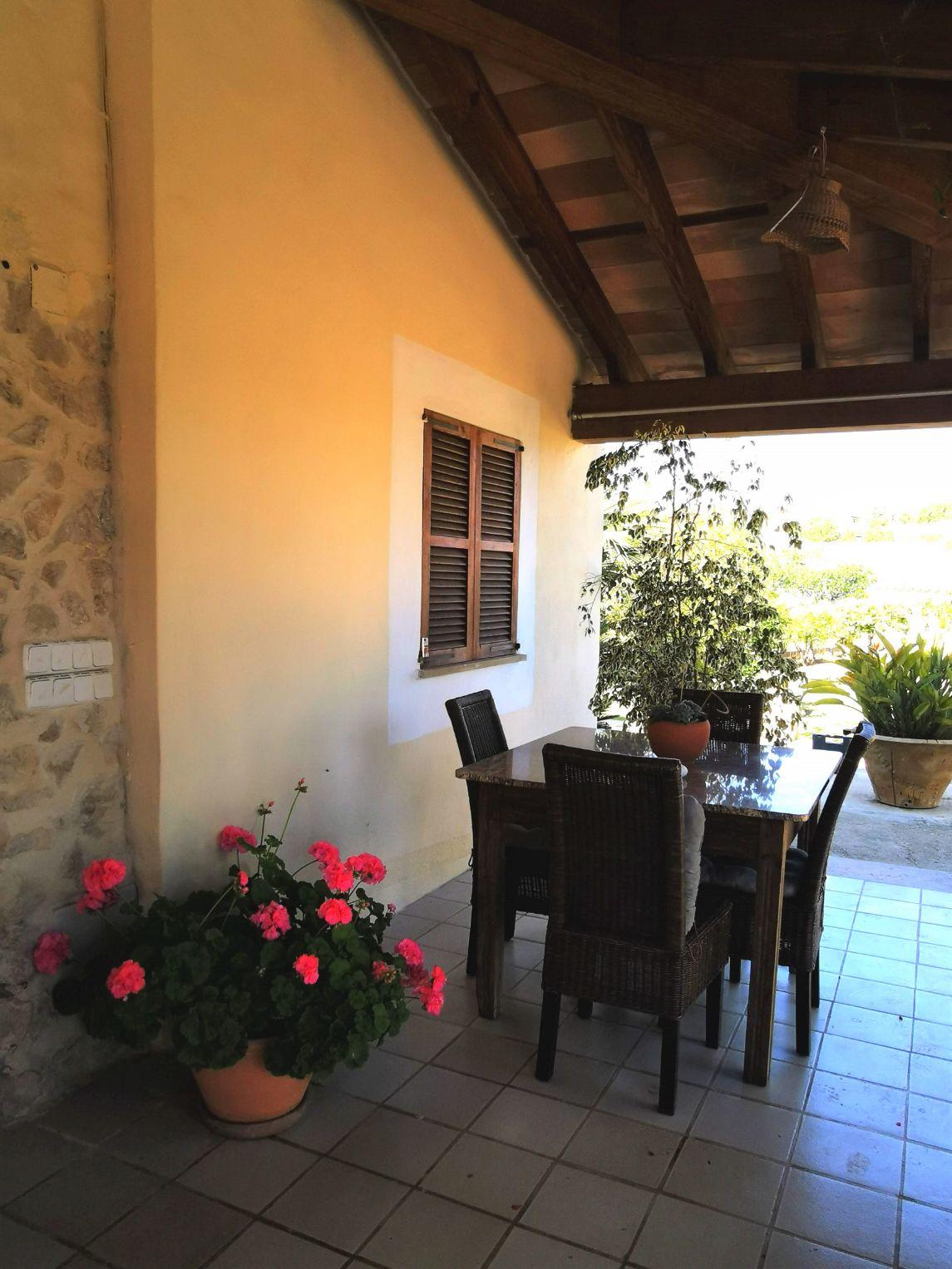 quiet countryside villa in Selva
