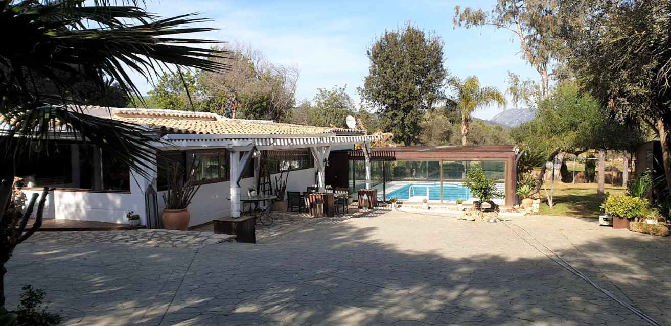 Rural retreat with heated pool for annual rental Campanet Mallorca